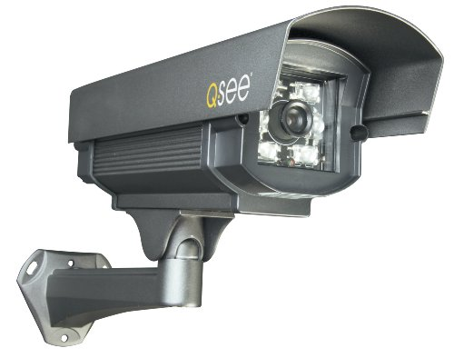 Q-See Qd6506Bh Extreme Weather Low Temperature Camera (Black) front-269238