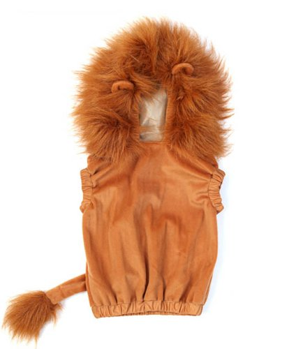 Halloween Cuddly Child's Lion Costume For Kids Animal Cosplay Costumes