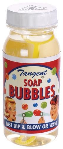 Retro Soap Bubbles 5 oz Bottle w/Wand