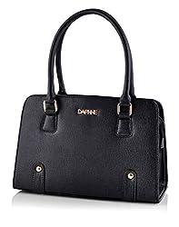 Daphne Women's Handbag (Black) (XB15-0021BK-14003)