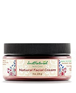 Natural Facial Cream by Just Natural Products