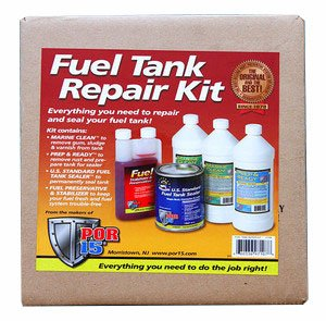 POR-15 - FUEL TANK REPAIR KIT - FTRK Automotive Gas Tank Restoration by POR-15