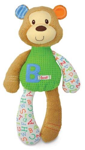 "Smarty Kids: ""B"" Is For Bear Plush By Kids Preferred"