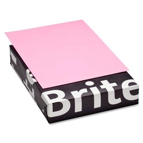 mohawk-101311-brite-hue-color-copy-laser-jet-dencre-papier-ultra-rose-20-lettre-500-feuilles
