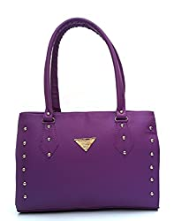 Alice Stylish Women's Handbag Purple(NKS-0135-SB1)