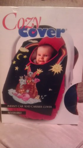 Cozy Cover Infant Car Seat/Carrier Cover front-265562