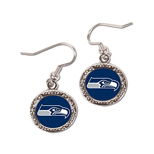 NFL-18112014-Seattle-Seahawks-Jewelry-Carded-Earrings