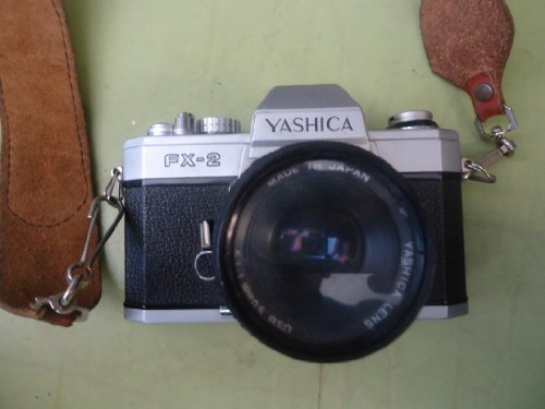 Yashica FX-3 35mm film SLR camera (Yashica 35 compare prices)
