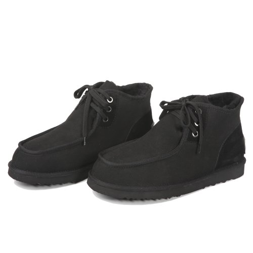 Men's Sheepskin Chukka Snow Boot