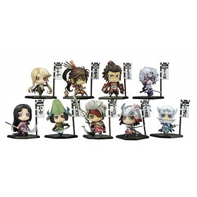 戦国BASARA ワンコイングランデフィギュアコレクション 戦国BASARA 第弐陣 (BOX)