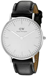 Daniel Wellington Women's 0608DW Sheffield Stainless Steel Watch