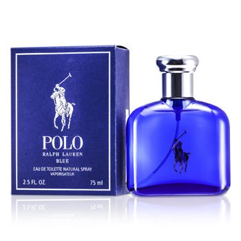 RALPH LAUREN - POLO BLUE edt vapo 75 ml-hombre