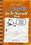 img - for (DIARY OF A WIMPY KID DO-IT-YOURSELF BOOK)Diary of a Wimpy Kid Do-It-Yourself Book by Kinney, Jeff[Hardcover]{Diary of a Wimpy Kid Do-It-Yourself Book} on 01 Oct-2008 book / textbook / text book