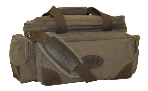 boyt-plantation-range-bag-large-14-x-8-inch-taupe-by-boyt-harness
