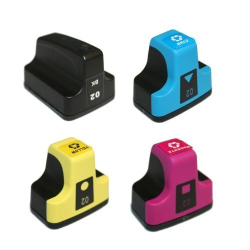 HI-VISION HI-YIELDS ® Compatible Ink Cartridge Replacement for HP 02