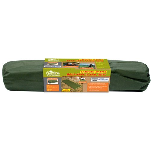 Outdoors Camping Basics Self-inflating Mat