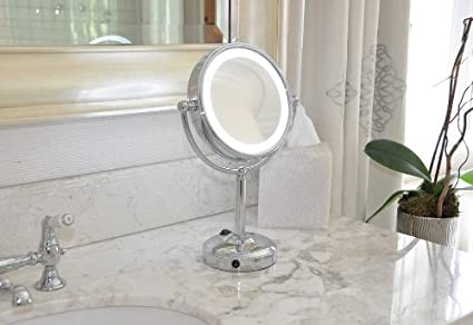 Rechargeable LED Vanity Mirror