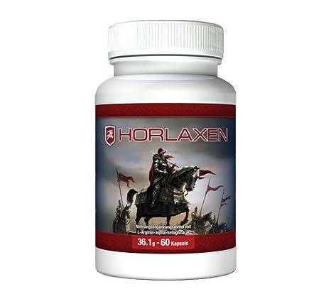 Horlaxen - 400% gesteigerte Körperkraft, mehr Muskeln, erhöhte Ausdauer