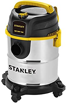 Stanley SL18143 5 Gallon Stainless Steel Vacuum