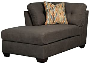 Ashley furniture delta city left corner for Ashley furniture chaise lounges