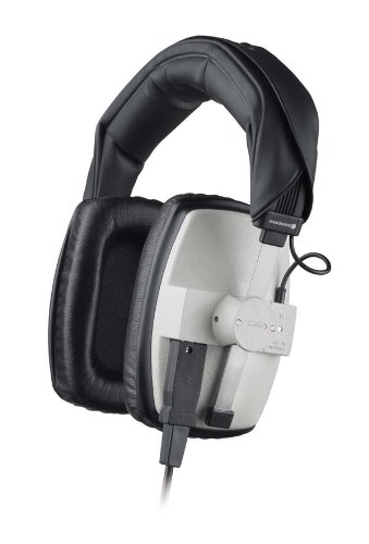 Beyerdynamic Dt-100-16Ohm-Grey Closed Studio Headphones For Monitoring, Efp/Eng And Live Applications, 16 Ohms, Grey