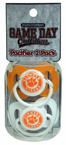 NCAA Clemson Tigers Infant Pacifier