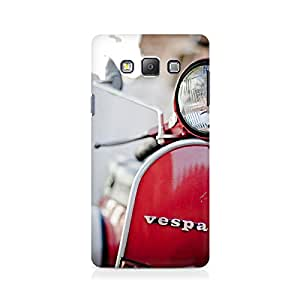 Mobicture Vespa Front Premium Printed Case For Samsung On 7