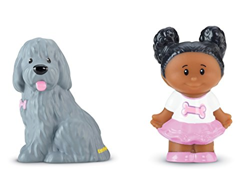 Fisher-Price Little People Tessa & Sheep Dog