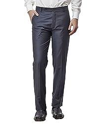Frankline Men's Trouser (Frankline-41_ Black _34)