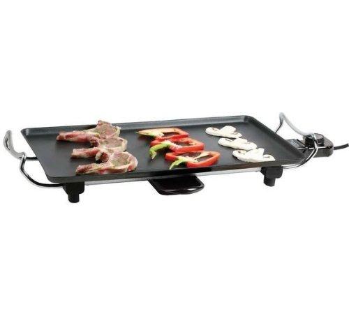 domoclip dom174 plancha grill barbecue lectrique grills et planchas. Black Bedroom Furniture Sets. Home Design Ideas