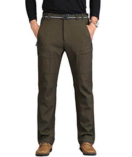 YiJee-Randonne-Pantalon-Outdoor-Sport-en-Tissu-Softshell-Coupe-Vent-pour-Couple