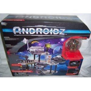 Androidz Strikebot Airbase Playset w/ Altitude Robot - 1
