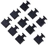 【10個セット】 USB コネクタ キャップ 防塵 カバー 【Randon】 USBコネクタ USB3.0 / USB2.0 ポート ハブ hub 【つまみあり】
