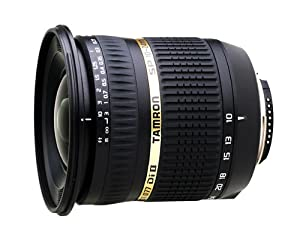 Tamron AF 10-24mm f/3.5-4.5 SP Di II LD Aspherical (IF) Lens with Built-in AF Motor for Nikon Digital SLR Cameras