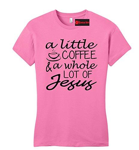 Comical-Shirt-Juniors-A-Little-Coffee-Lot-Jesus-Cute-Christian-Gift-Tee-T-Shirt