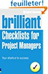 Brilliant Checklists for Project Mana...
