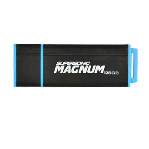 Patriot PEF128GSMNUSB 128GB Supersonic Magnum USB 3.0 Flash Drive Black Friday & Cyber Monday 2014