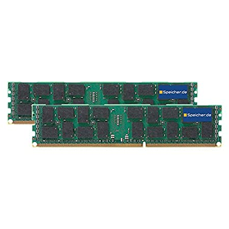 4GB (2x2GB) Kit mémoire pour HP ProLiant ML350 G5 DDR2 FB DIMM 667MHz