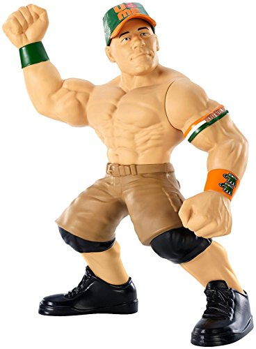 WWE 3 Count Crushers John Cena Figure