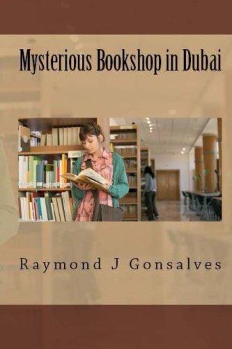 Mysterious Bookshop in Dubai