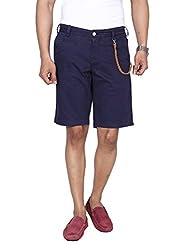 Hammock Men's Solid Chino Shorts - Navy (32), H21A34J50138