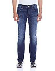 Pepe Jeans Mens Cane Skinny Fit Jeans (8903872365319_CANE_32_Blue)