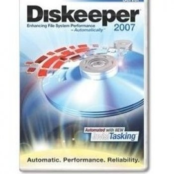 Diskeeper 2007 Svr Sngl Lic Pack