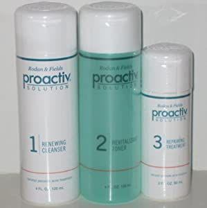 Proactiv Solution Micro-Crystal Acne Kit NEW FORMULA