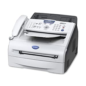 Brother High-Speed Laser IntelliFax 2920