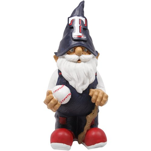 MLB Texas Rangers Garden Gnome at Amazon.com