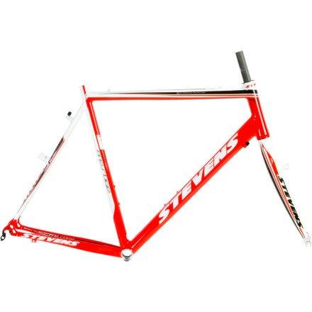 Stevens Prestige Frame and Fork Red, 56cm