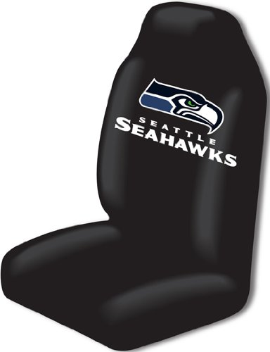 Nfl Seattle Seahawks Car Seat Cover front-32965