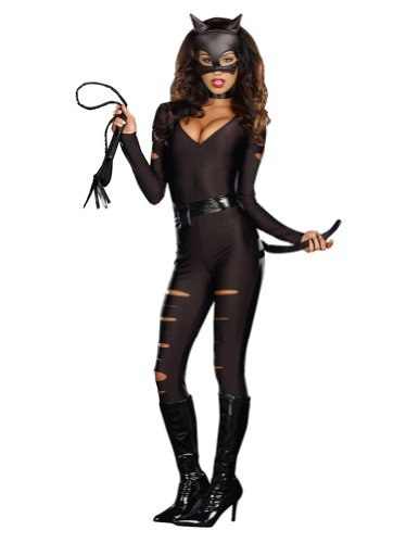 Adult-Costume Night Prowler Adult Costume Md 6-10 Halloween Costume