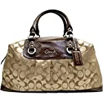 Coach Signature Large Ashley Sabrina Business Satchel Duffle